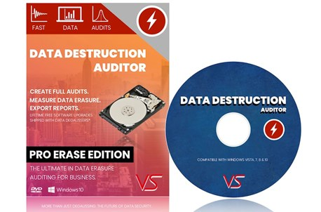 Data Destruction Manager
