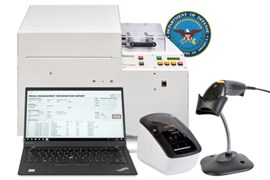 NSA Approved Hard drive degausser SDD Master by Verity Systems
