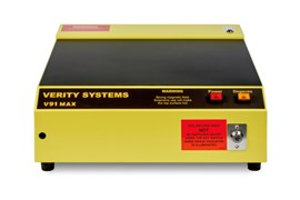 V91 Max Manual Hard Drive Degausser by Verity Systems