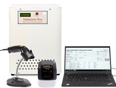 Automatic hard drive degausser - DataGone Plus by Verity Systems